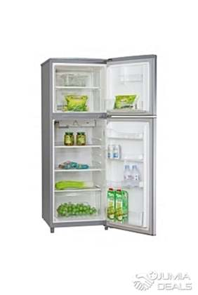 Hisense 220Ltrs Double Door Refrigerator - Grey