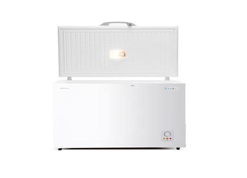 Hisense 330L Chest Freezer With Adjustable Thermostat - White