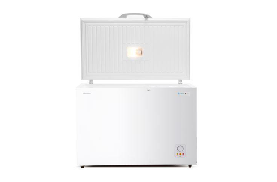 Hisense 400L Chest Freezer-White