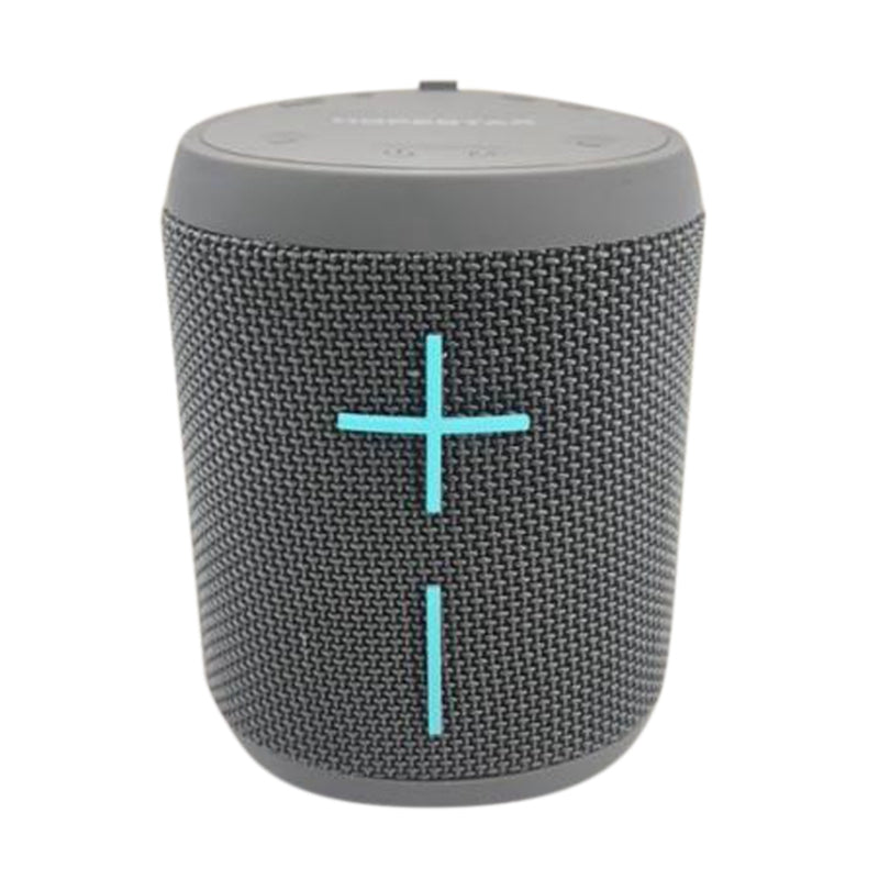 HOPESTAR P14 Portable Outdoor Bluetooth IPX6 Waterproof Speaker - Grey