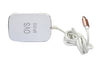 OVS 4-Port USB Wall Charger Adapter for Mobile Phone - White