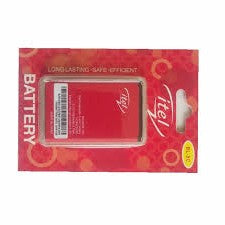 Itel BL-5C Mobile Replacement Battery - Red
