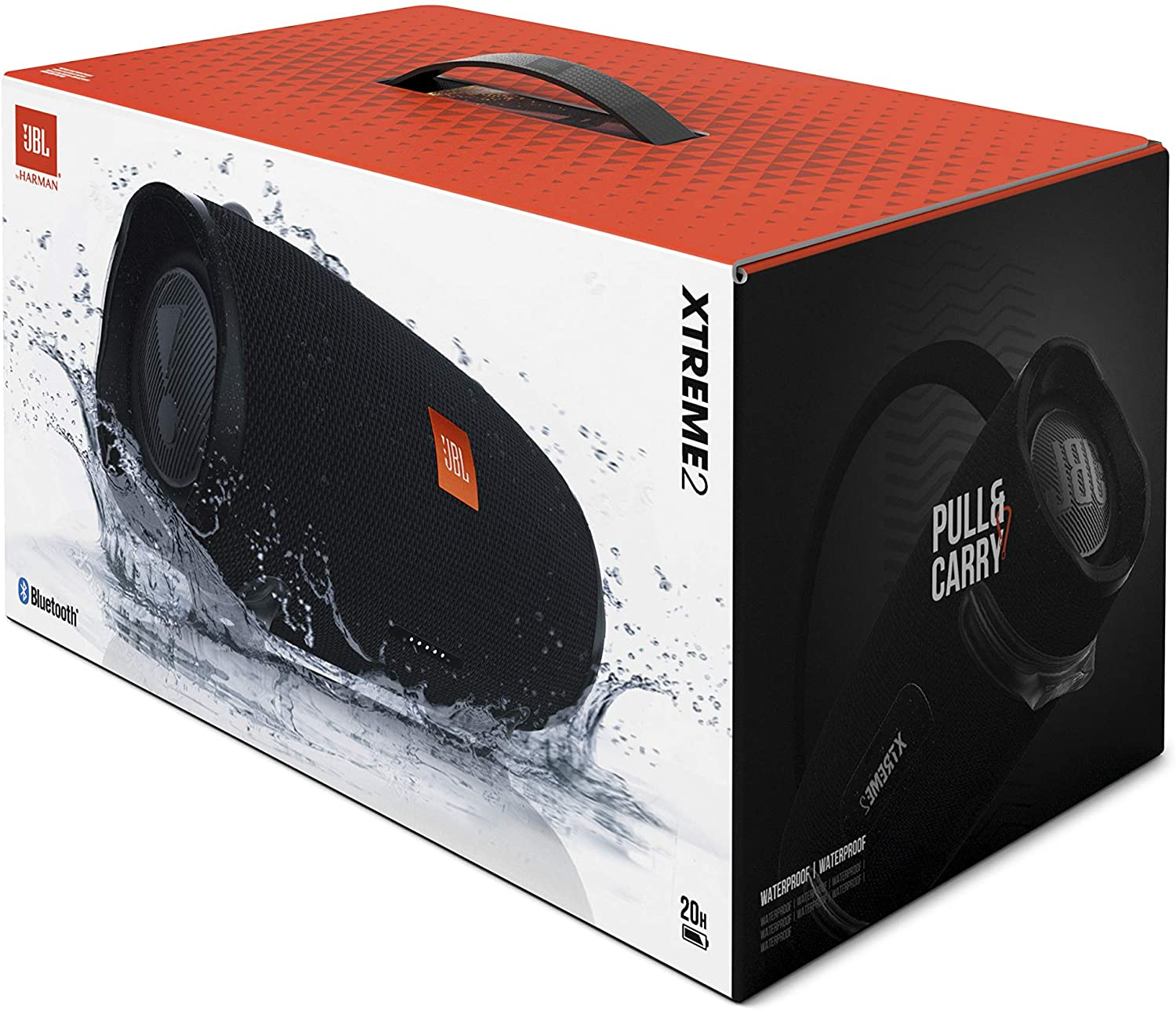JBL Xtreme 2 Portable Waterproof Wireless Bluetooth Speaker - Comouflage