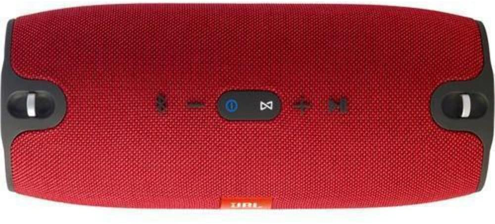 JBL Xtreme Bluetooth Wireless Portable Speaker - Red