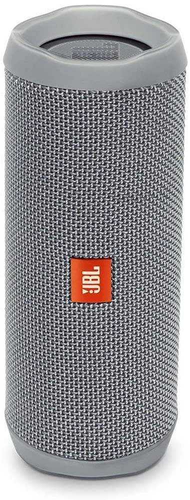 JBL Flip 4 Portable 3000mAh Bluetooth Waterproof Speaker - Grey