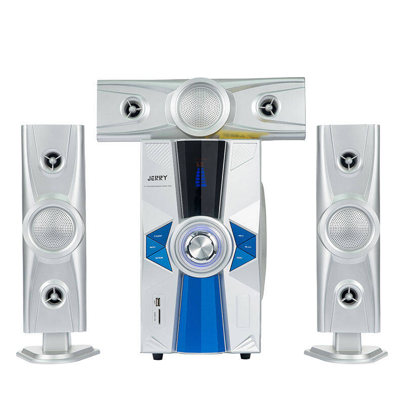 Jerry Power JR-D03 HiFi 3.1 Channel Home Theater System - Silver