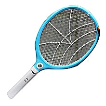 Kamisafe KM-3805 Electric Mosquito Swatter Racket - Blue,White