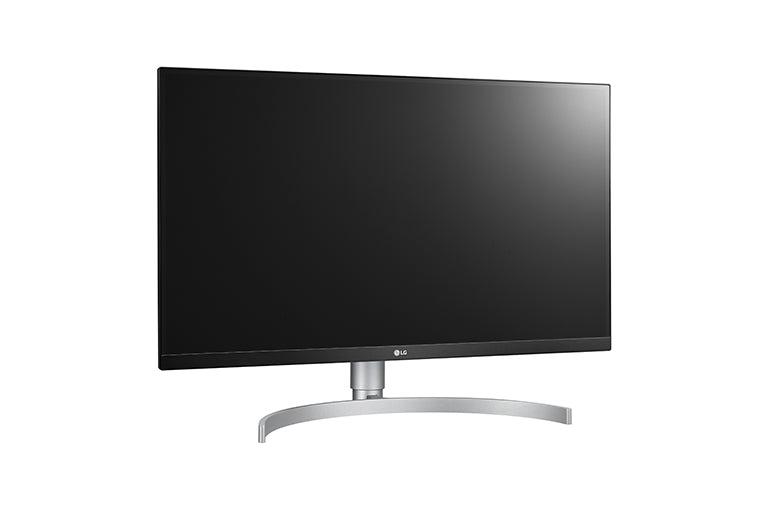 LG 27'' Class 4K UHD IPS LED Monitor With HDR 10  - Black