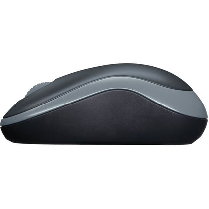 Logitech M185 2.4GHz Compact Wireless Mouse  - Black