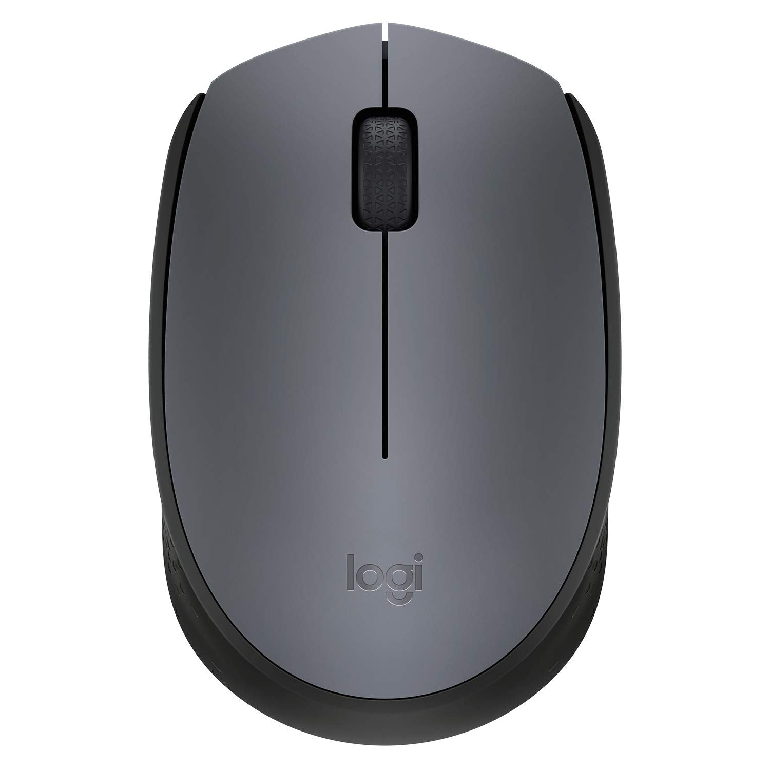 Logitech M171 Wireless Mouse 2.4Ghz - Grey,Black