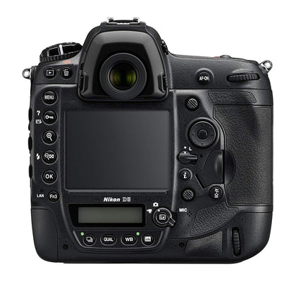 Nikon D5 Proffessional DSLR 20.8 MP Point & Shoot Digital Camera, Dual XQD Slots - Black