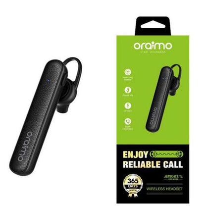 Oraimo OEB-E32S In-ear Bluetooth Headset - Black