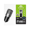 Oraimo OCC-31D Dual USB Ultra Fast Car Charger Kit