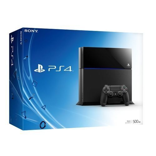 Sony PlayStation 4 500GB Kit With Drive Club - Black