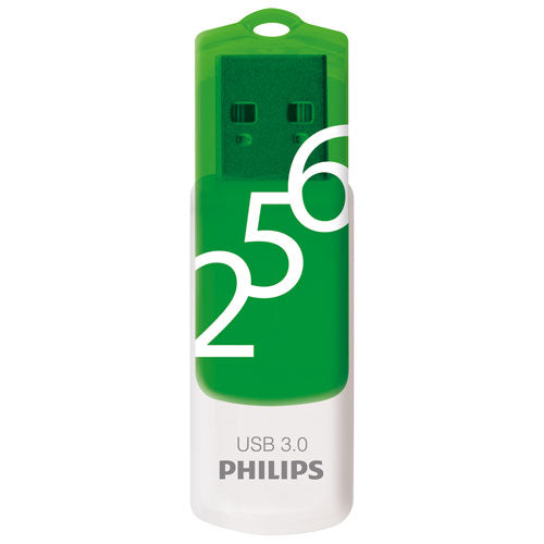 Philips 256GB High Speed Flash Drive - 2.0
