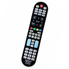 HUAYU L1107+8 Universal TV Remote or All Brand LCD/LED/HD TV - Black