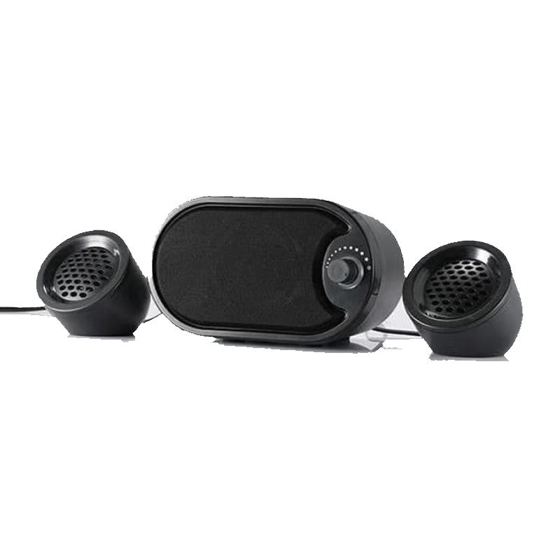 ROBOT RS170 2.1 Channel Wired X-Bass Multimedia Speaker - Black