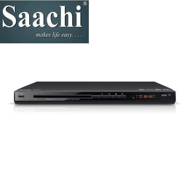 Saachi NL-DVD-99 DVD Player - Black