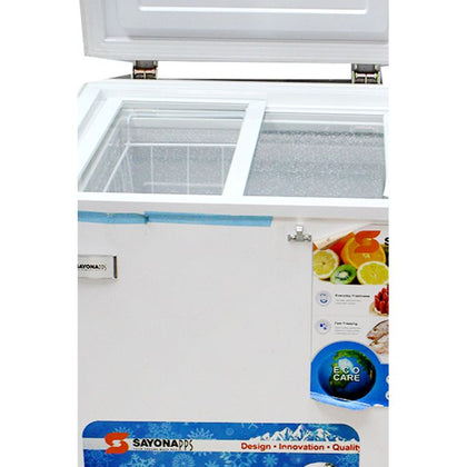 Sayona SAY-1502 Chest Freezers 70Ltrs - White