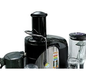 Sayona 4 in 1 Blender,Meat Chopper, Dry Mill and Juice Extractor, SFP-4216 - Black