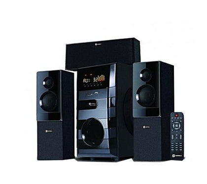 Sayona SHT-1131BT 3.1 Channel PMPO 15000W Subwoofer - Black