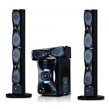 Sayona SHT-1204BT 3.1 Channel Home Theatre System - Black