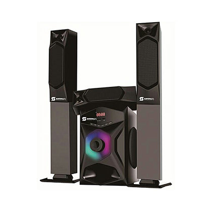 Sayona SHT1262BT- 3.1 Channel PMPO 15000W Tall Boy System -Black