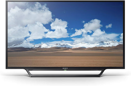 Sony 32-Inch Smart LED Digital Satellite TV -Black