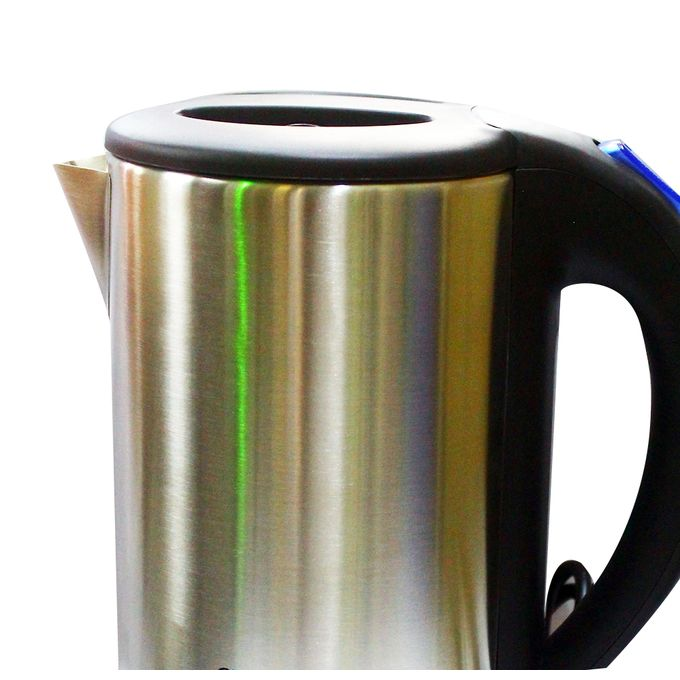 Saachi Stainless Steel Electric Kettle  - 2.0Ltrs