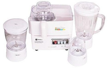 Sayona NL SB-3555 - 400W Blender/Juicer/Mincer and Grinder - White