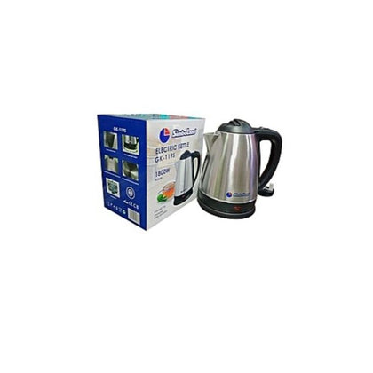Simbaland 1.8Ltrs Cordless Automatic 1800W Electric Kettle - Black,Silver