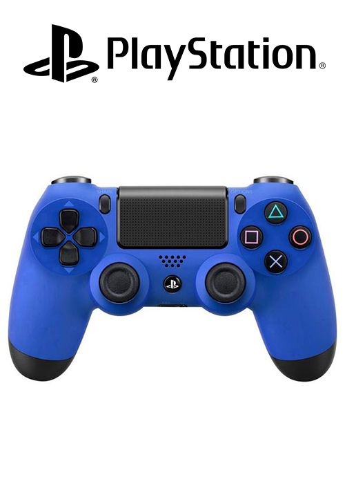 Sony PS4 Dual Shock 4 Wireless Controller - Blue