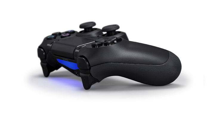 Sony PS4 Dual Shock 4 Wireless Controller - Black