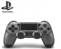 Sony PS4 Dual Shock 4 Wireless Controller - Grey,Black