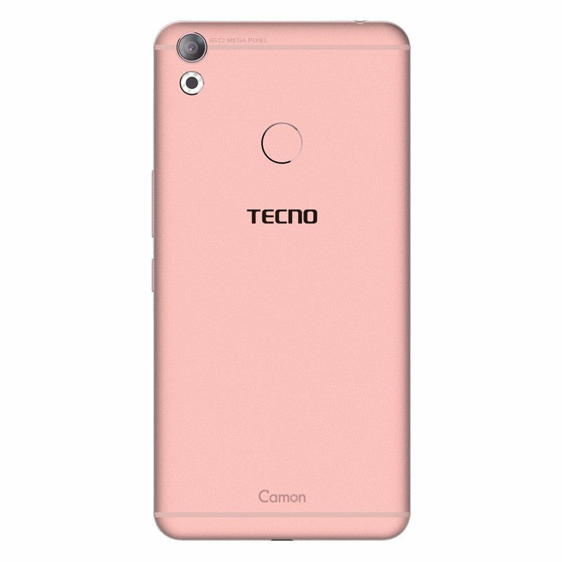 "Tecno Camon CX 5.5"" Full HD 2GB RAM+32GB 16MP Camera Dual Sim Smartphone  - Pink"