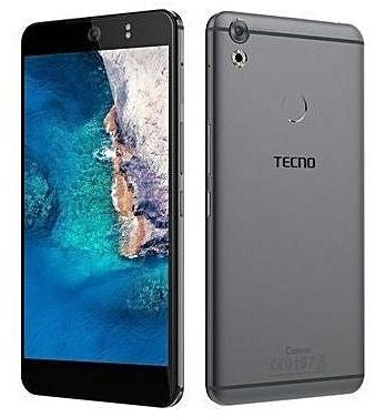 "Tecno Camon CX 5.0"" Full HD 1GB RAM+16GB 13MP Camera Dual Sim Smartphone - Black"