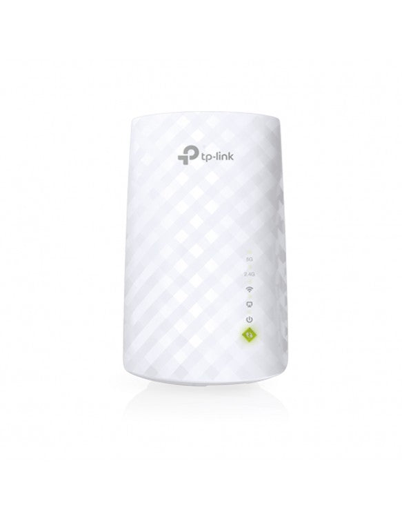 Tp-Link Re200 Ac750 Universal Dual Band Range Extender, Broadband/Wi-Fi Extender, Wi-Fi Booster/Hotspot With Ethernet Port - White