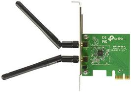 Tp-Link TL-WN881ND 300Mbps Wireless N PCI Express Adapter - Adapter