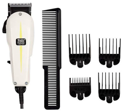WAHL Super Taper Clipper - White