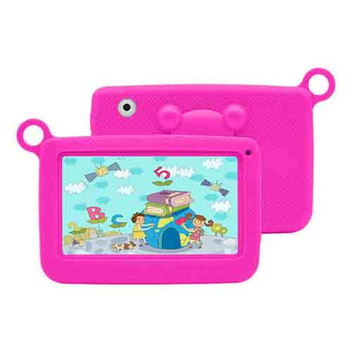 Wintouch K72 Kid's Tablet PC - 7 Inch -8GB -WIFI -Quad Core -1.2GHz - Pink