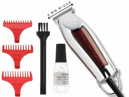 Wahl 5 Star Detailer T-Wide 38mm Trimmer - White