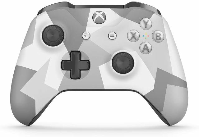 XBOX One Wireless Controller - Grey,White