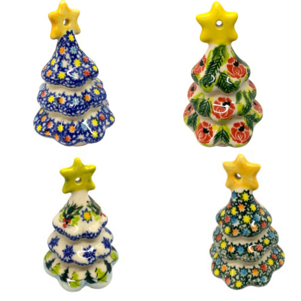 Unikat Christmas Tree Ornaments, Variety of Patterns