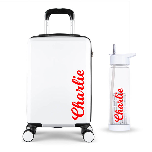 Artist Edition Cabin Suitcase - Personalised Island