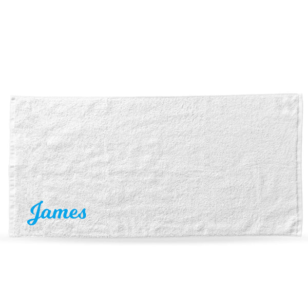 Artist Edition Bath/Beach Towel - Personalised Island