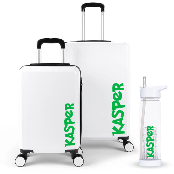 Cartoon Edition Luggage Suitcase Set - Personalised Island