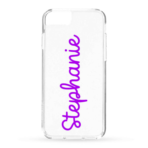 Handwritten Edition Phone Case - Personalised Island