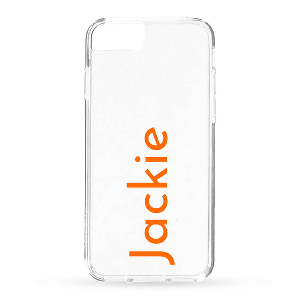 Simple Edition Phone Case - Personalised Island