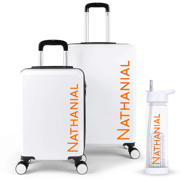 Urban Edition Luggage Suitcase Set - Personalised Island