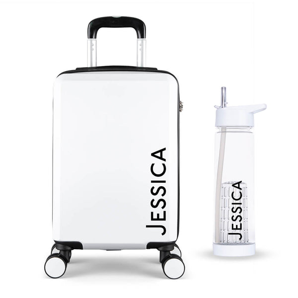 Urban Edition Cabin Suitcase - Personalised Island